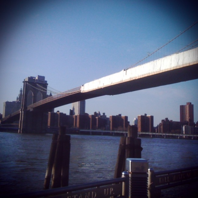 brooklyn bridge 3.18.11