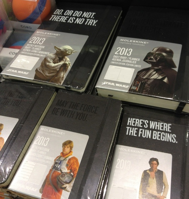 Star Wars Moleskin
