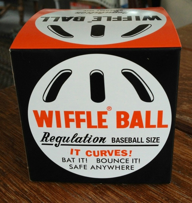 wiffle ball