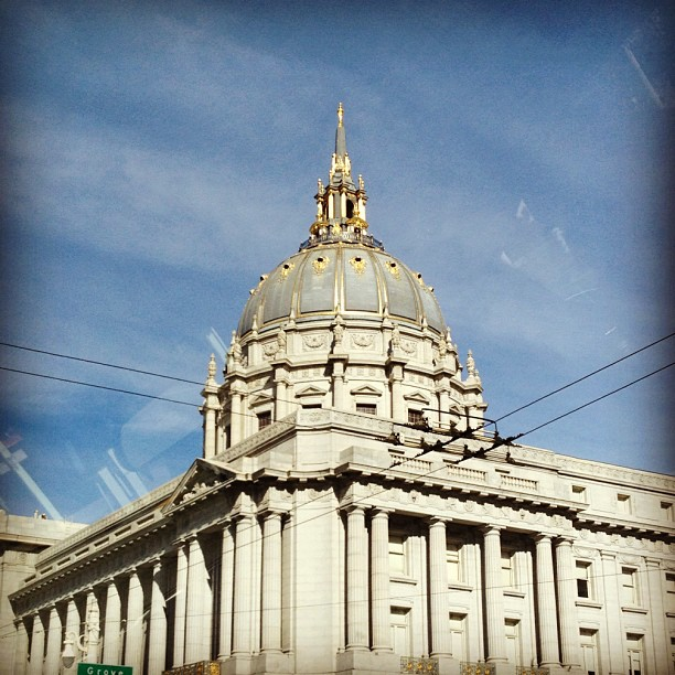 Long time no see, civic center!