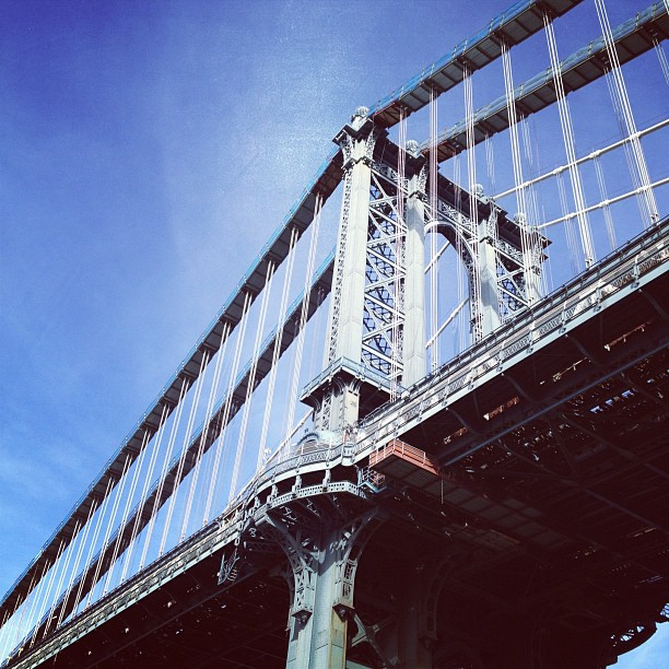 And we are back in Brooklyn! Nice to be back :) I'll have lots of latergram from SF trip.